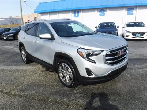 2018 GMC Terrain for sale in Manchester, MD