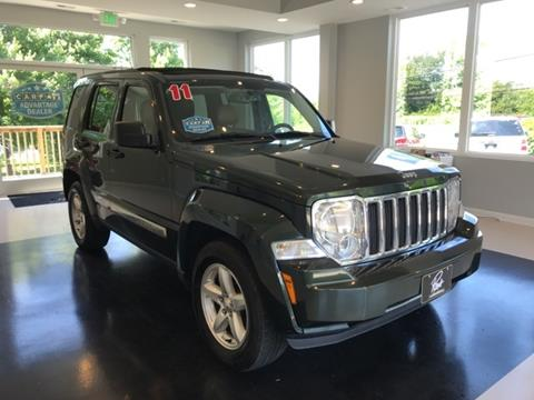 2011 Jeep Liberty for sale in Manchester, MD