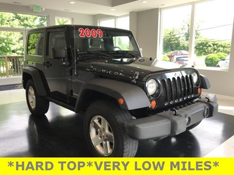 2009 Jeep Wrangler for sale in Manchester, MD