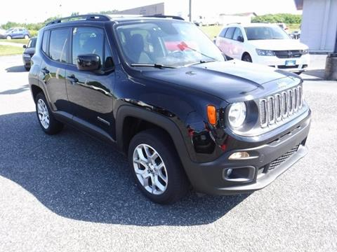 2017 Jeep Renegade for sale in Manchester, MD
