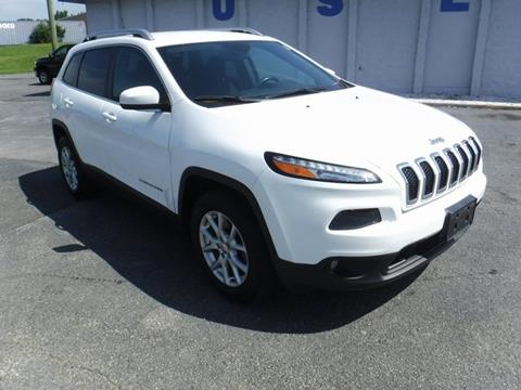 2016 Jeep Cherokee for sale in Manchester, MD