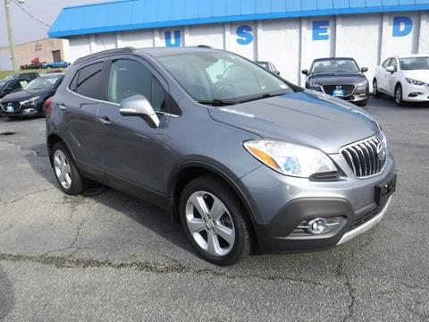2015 Buick Encore for sale in Manchester, MD