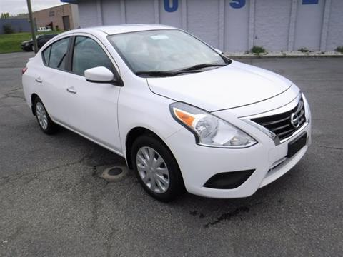 2017 Nissan Versa for sale in Manchester, MD