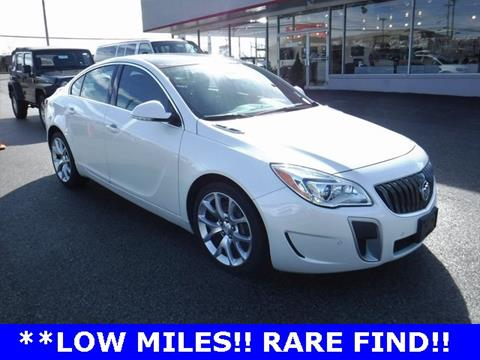 2015 Buick Regal for sale in Manchester, MD