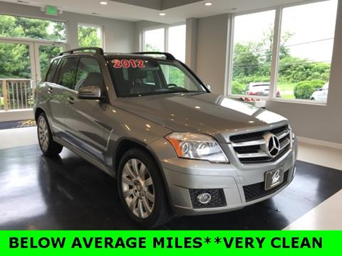 2012 Mercedes-Benz GLK for sale in Manchester, MD