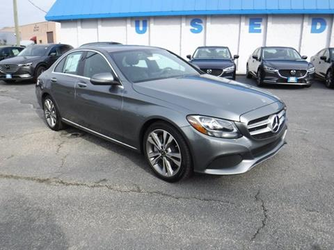 2018 Mercedes-Benz C-Class for sale in Manchester, MD