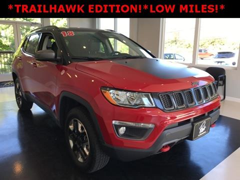 2018 Jeep Compass for sale in Manchester, MD