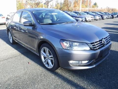 2014 Volkswagen Passat for sale in Manchester, MD
