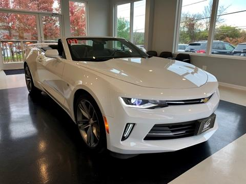 2017 Chevrolet Camaro for sale in Manchester, MD