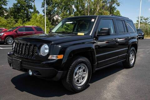 2017 Jeep Patriot for sale at Ron's Automotive in Manchester MD
