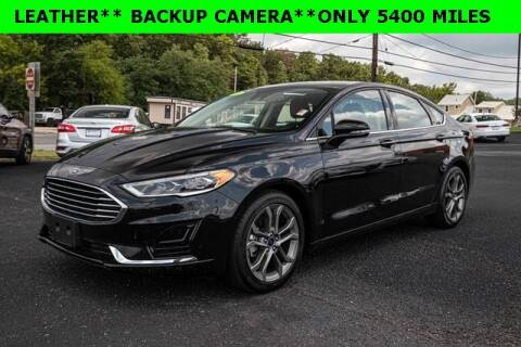 2020 Ford Fusion for sale at Ron's Automotive in Manchester MD