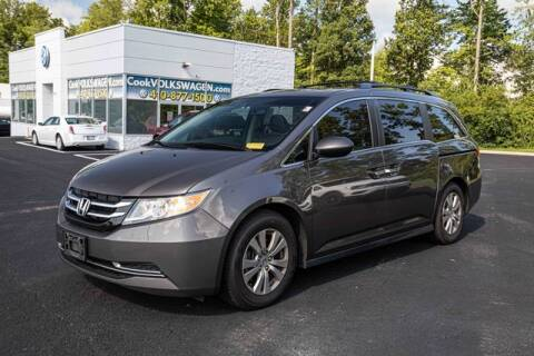 2016 Honda Odyssey for sale at Ron's Automotive in Manchester MD