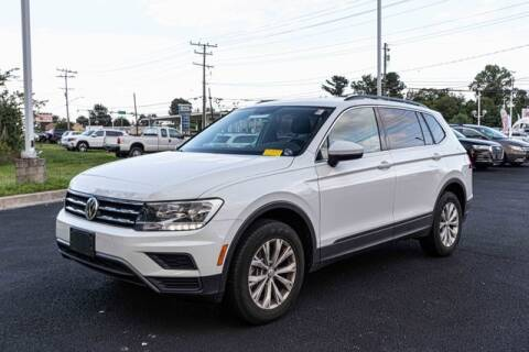 2019 Volkswagen Tiguan for sale at Ron's Automotive in Manchester MD