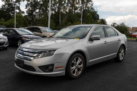 2012 Ford Fusion for sale at Ron's Automotive in Manchester MD