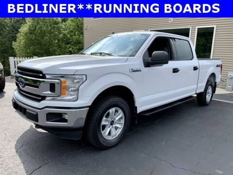 2019 Ford F-150 for sale at Ron's Automotive in Manchester MD