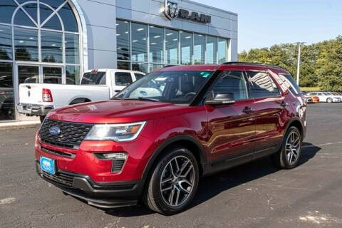 2019 Ford Explorer for sale at Ron's Automotive in Manchester MD