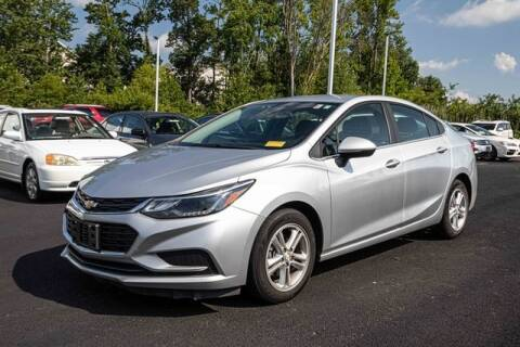 2017 Chevrolet Cruze for sale at Ron's Automotive in Manchester MD