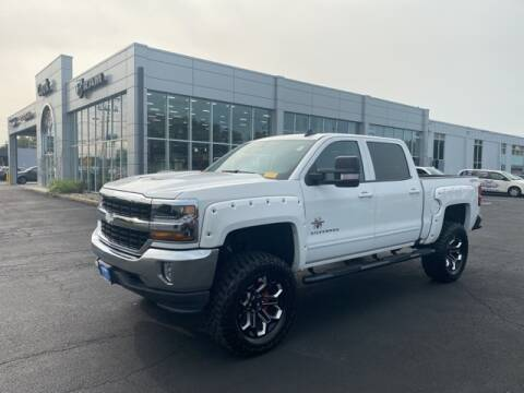 2018 Chevrolet Silverado 1500 for sale at Ron's Automotive in Manchester MD