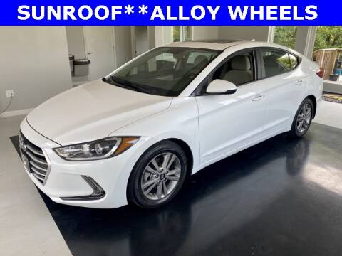 2017 Hyundai Elantra for sale at Ron's Automotive in Manchester MD