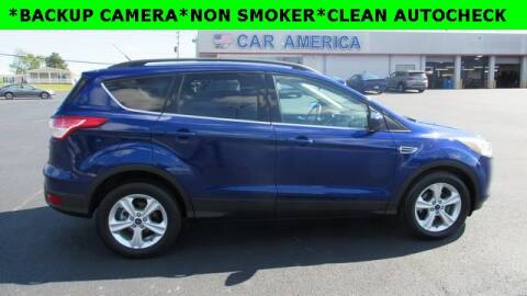 2016 Ford Escape for sale at Ron's Automotive in Manchester MD