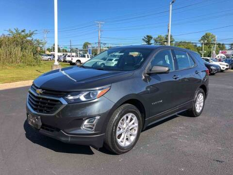 2018 Chevrolet Equinox for sale at Ron's Automotive in Manchester MD