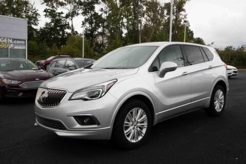 2017 Buick Envision for sale at Ron's Automotive in Manchester MD