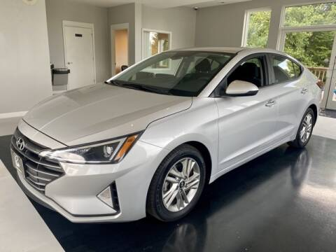 2019 Hyundai Elantra for sale at Ron's Automotive in Manchester MD