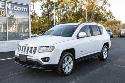 2016 Jeep Compass for sale at Ron's Automotive in Manchester MD