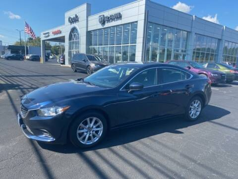 2017 Mazda MAZDA6 for sale at Ron's Automotive in Manchester MD