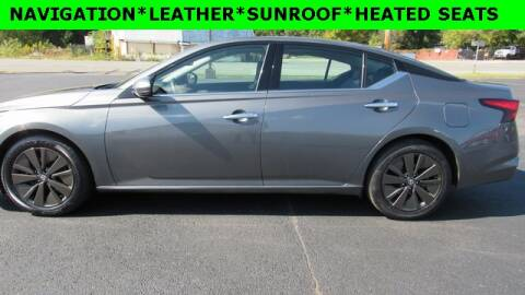 2019 Nissan Altima for sale at Ron's Automotive in Manchester MD