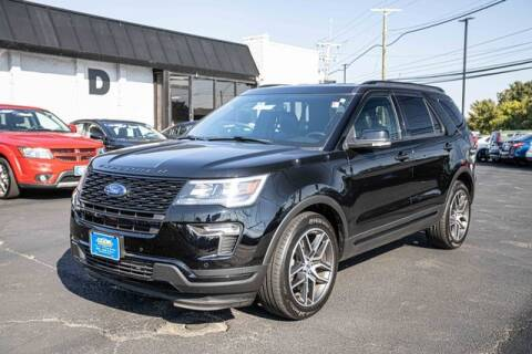 2018 Ford Explorer for sale at Ron's Automotive in Manchester MD