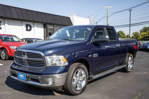 2018 RAM Ram Pickup 1500 for sale at Ron's Automotive in Manchester MD