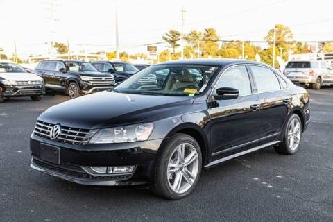 2014 Volkswagen Passat for sale at Ron's Automotive in Manchester MD