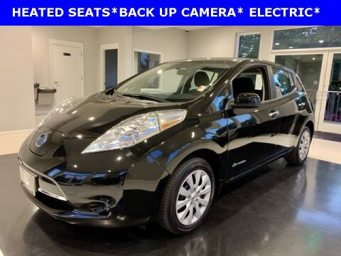 2017 Nissan LEAF for sale at Ron's Automotive in Manchester MD