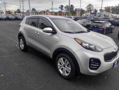 2017 Kia Sportage for sale at Ron's Automotive in Manchester MD