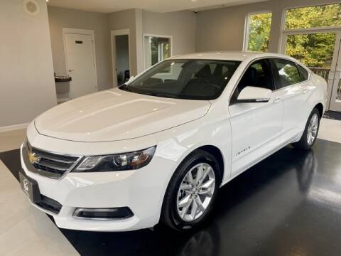 2020 Chevrolet Impala for sale at Ron's Automotive in Manchester MD