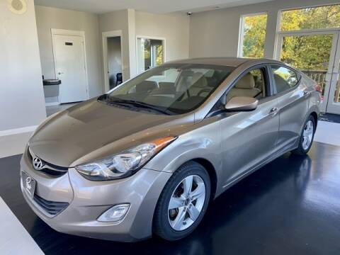 2013 Hyundai Elantra for sale at Ron's Automotive in Manchester MD
