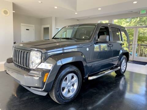 2010 Jeep Liberty for sale at Ron's Automotive in Manchester MD