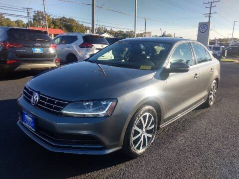 2018 Volkswagen Jetta for sale at Ron's Automotive in Manchester MD