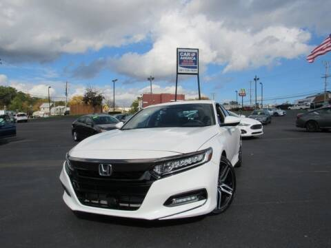 2019 Honda Accord for sale at Ron's Automotive in Manchester MD