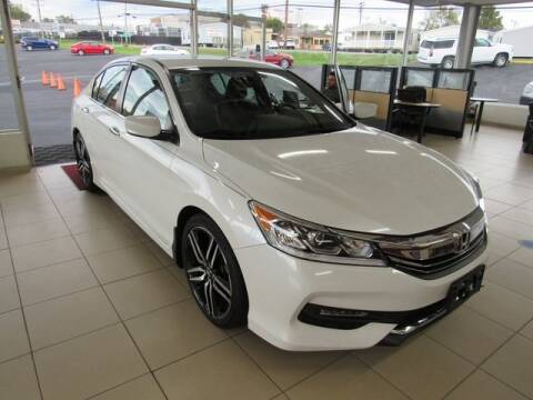2017 Honda Accord for sale at Ron's Automotive in Manchester MD