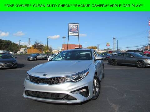 2019 Kia Optima for sale at Ron's Automotive in Manchester MD