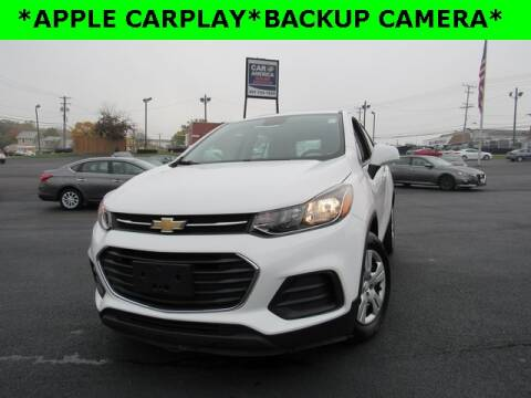 2019 Chevrolet Trax for sale at Ron's Automotive in Manchester MD