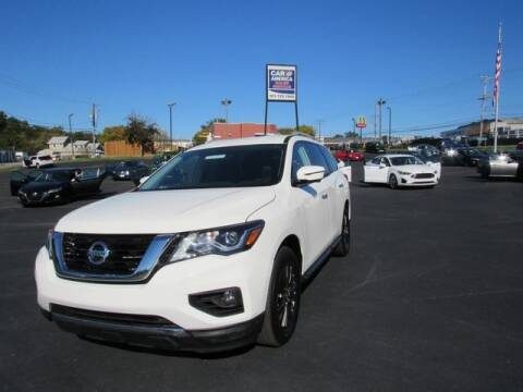 2020 Nissan Pathfinder for sale at Ron's Automotive in Manchester MD