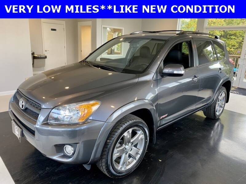 2010 Toyota RAV4 for sale at Ron's Automotive in Manchester MD