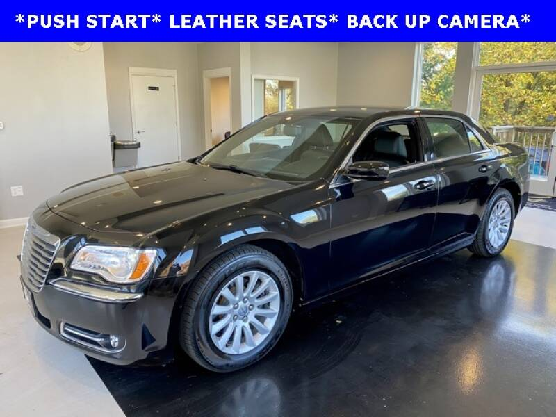 2014 Chrysler 300 for sale at Ron's Automotive in Manchester MD