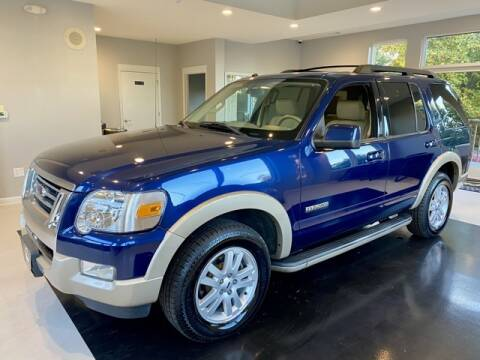 2008 Ford Explorer for sale at Ron's Automotive in Manchester MD
