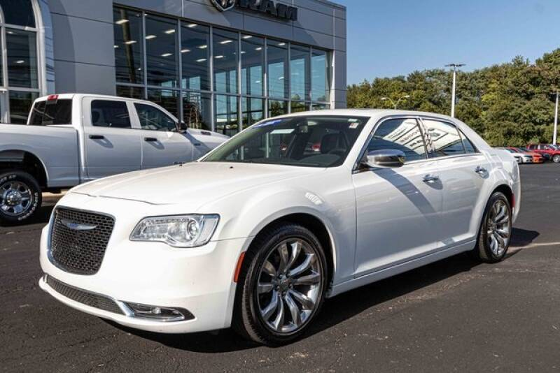 2019 Chrysler 300 for sale at Ron's Automotive in Manchester MD