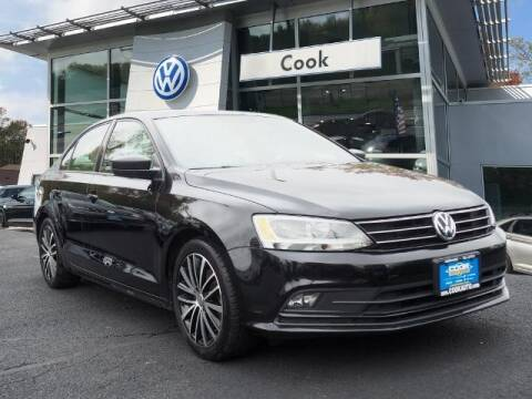 2016 Volkswagen Jetta for sale at Ron's Automotive in Manchester MD