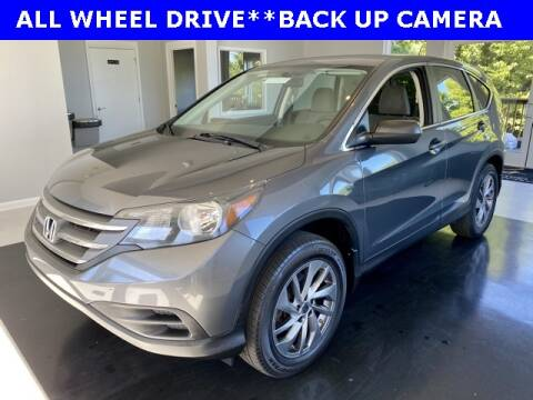 2013 Honda CR-V for sale at Ron's Automotive in Manchester MD